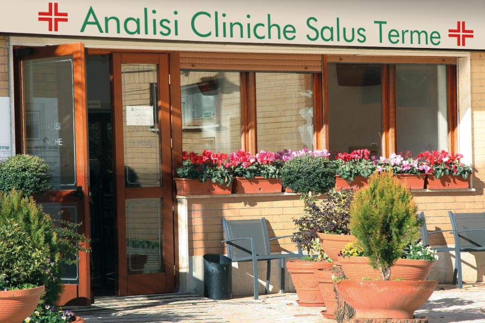Laboratorio Analisi Salus Terme